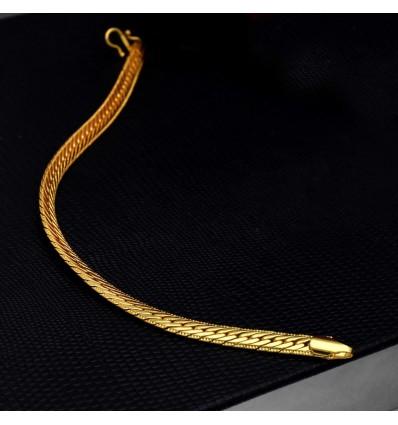 Gent's Snake chain Bracelet