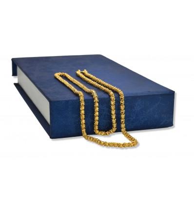 Gold Plated Designer Aiswarya Thali chain