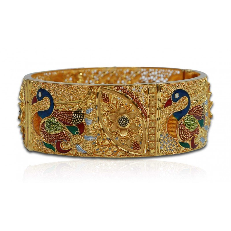 jewels knowledge dilan bangle for imitation red bangles enamel fusion now bracelets blue square women shop collection