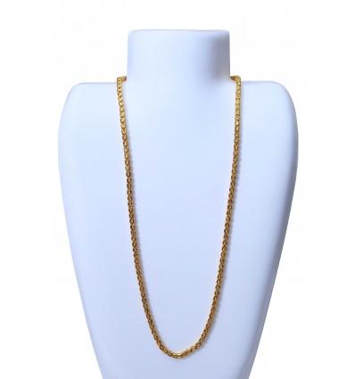 Gold Plated Designer Boxury chain
