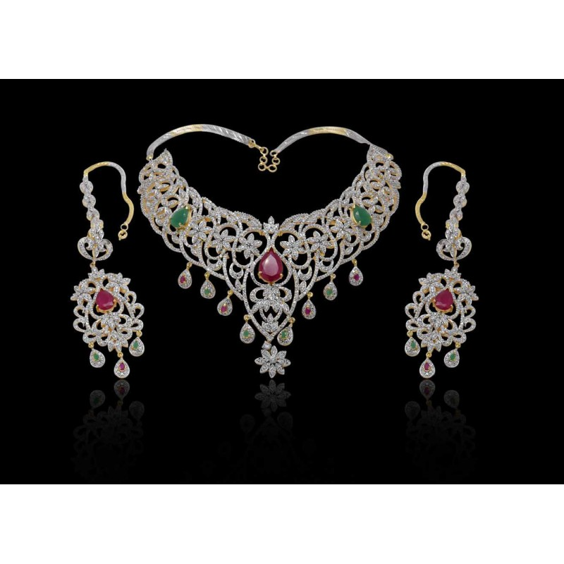 online set pid traditional sets jpearls indian south buy jpearlscom products com jewellery s gold necklace