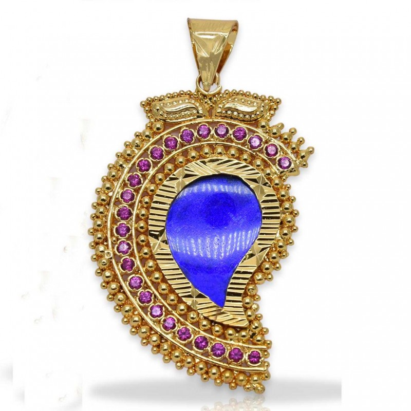 big in atlanta online pendant p jewelry and gold set indian islamic kundan size