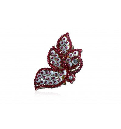 Rhinestone Butterfly brooch for Bride