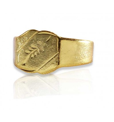 Gold plated Gent's Finger Rings