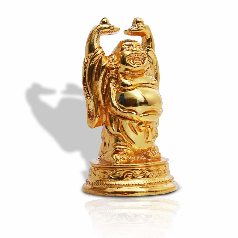 One Gram Gold Plated Kubera Statue