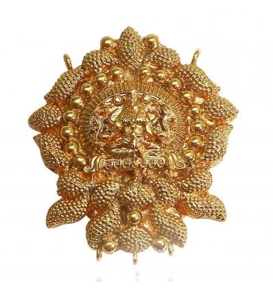 Antique Devi Pendant