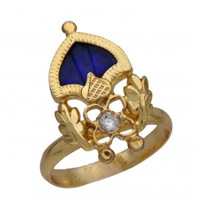 Traditional Pulinakham Finger Ring