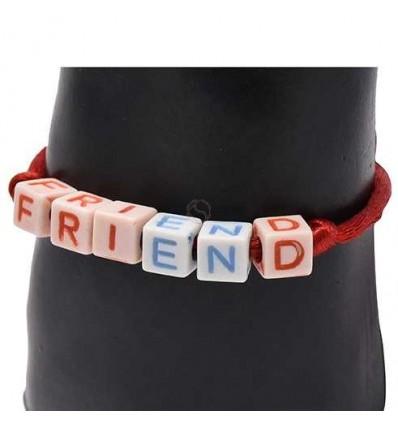 Red Friendship/Wrist Band