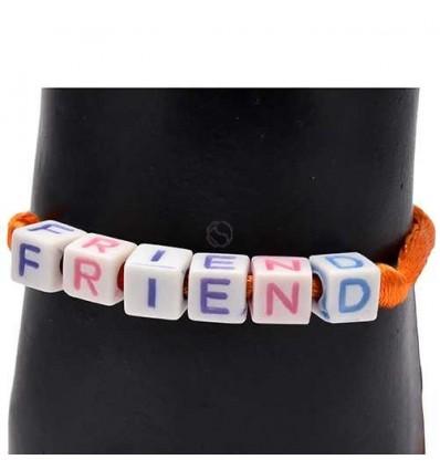 Orange Friendship Band