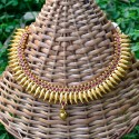 One Gram Traditional Antique Mango Necklace