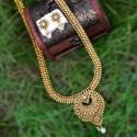 Antique Fashion Lappa Long Necklace set