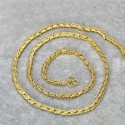 Micro Gold Plated Designer New Chain for Women
