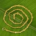Gold plated designer InduKala Chain 8P