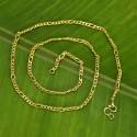 Goldplated Sachin Unisex Chain