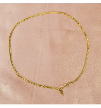 Micro Gold Plated Baby|Kids Hip Chain mg rate