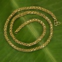 Designer Gold Plated Nice Zello Chain