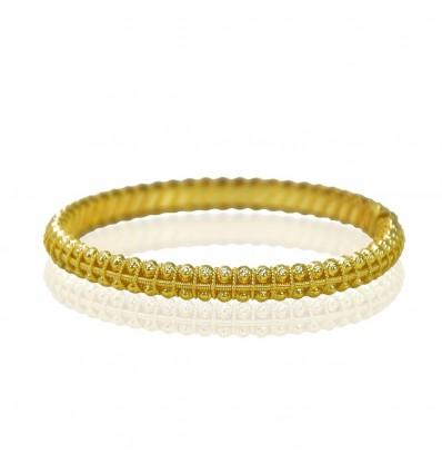 Gold plated Disigner Bangle