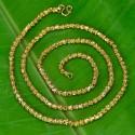 Gold Plated Designer Aiswarya Thali chain 8 P
