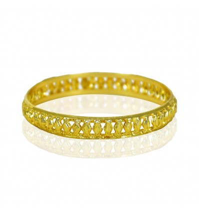 Gorgeous Golden Designer Daily Wear Bangle