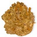 White Gold Siddhivinayaka Idols