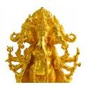 Heramba Ganapati Five Head Panchamukhi Idol