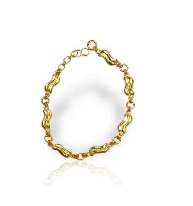 New Gold plated Ladies Bracelet