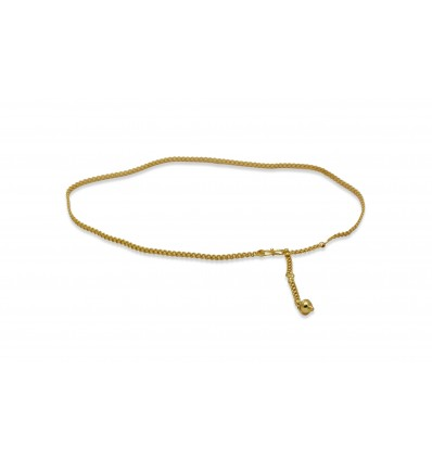 Gold Plated Designer Baby Waist Chain