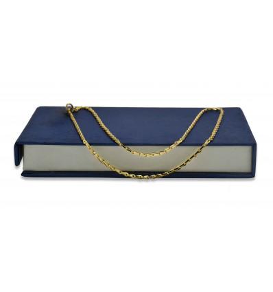 Gold plated Designer Chithambaram Chain