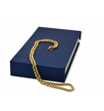 Gold Plated Designer Box chain