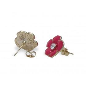Stylish Fancy Floral Ear Studs