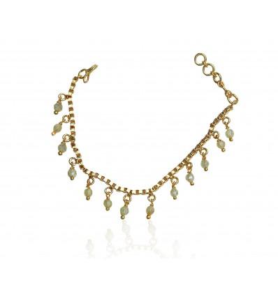 Crystal Hanging Ladies Bracelet