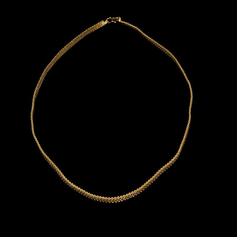 buy gold plated medium custom urvashi chain onlinekollam