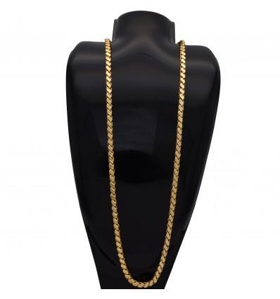 One Gram Plated Saniya Chain