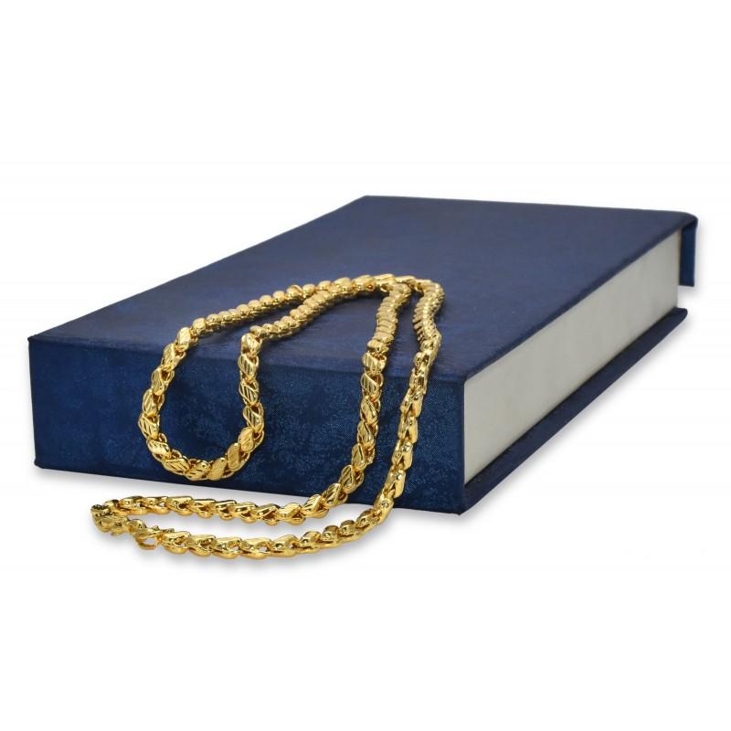 Buy One Gram Gold Plated Saniya Chain Online Kollam Supreme