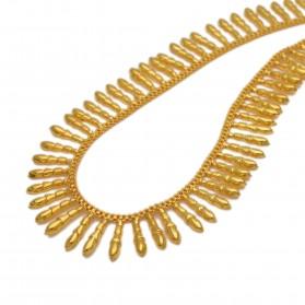 Traditional Gold plated Jasmine Buds Haram