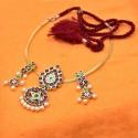 Original Temple Adiga Traditional Necklace
